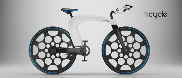the ncycle concept par Hussain Almossawi