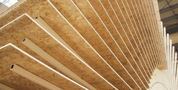 Les panneaux bois osb cologiques pas chers et design for Panneau bois osb exterieur