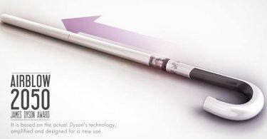 parapluie design airblow 2050
