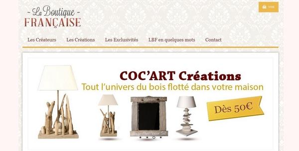 boutique française, e-boutique d'art déco