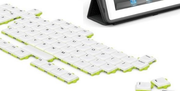 clavier design de Wan Fu Chun