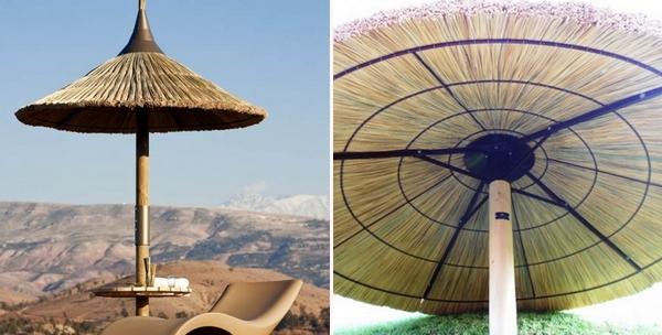 grands parasols design