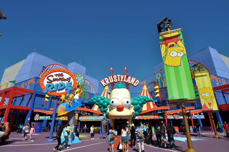 Krustyland, le parc Simpson