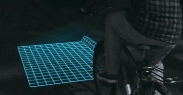 lampe vélo lumigrid led
