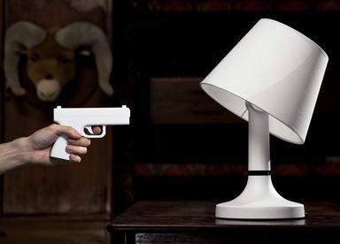 lampe pistolet