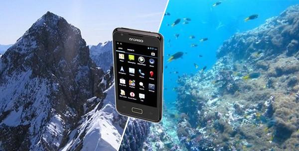 smartphone nokia Adaia