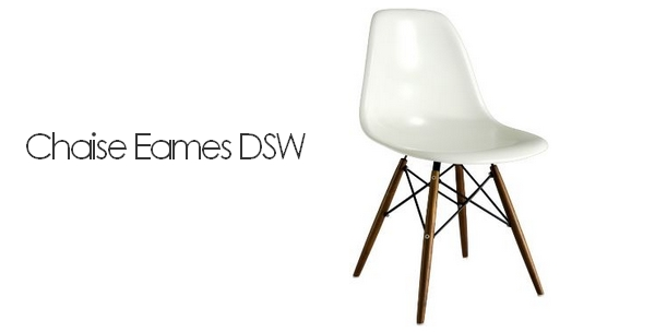 chaise design DSW Eames