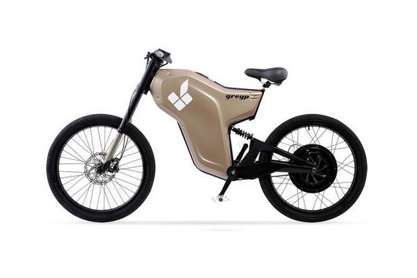 vélo électrique greyp g 12