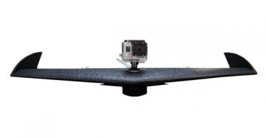 drone go pro de Lehmann Aviation