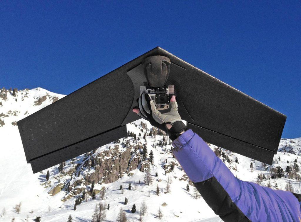 drone volant de Lehmann Aviation
