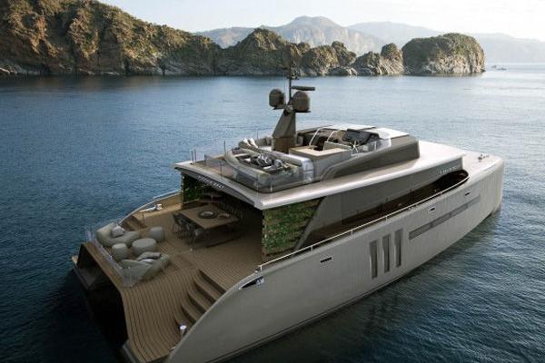 catamaran de luxe