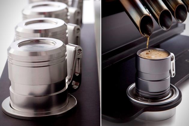 machine à cafe design v12