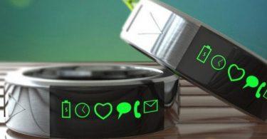 bague high tech smarty ring
