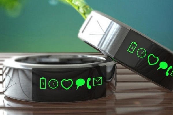 bague high tech smarty ring
