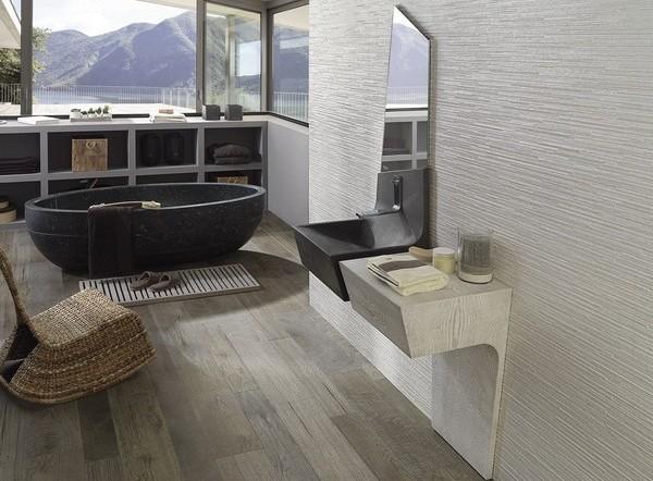 carrelage de salle de bain design