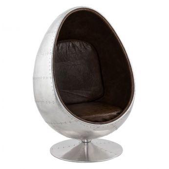 fauteuil egg pilote