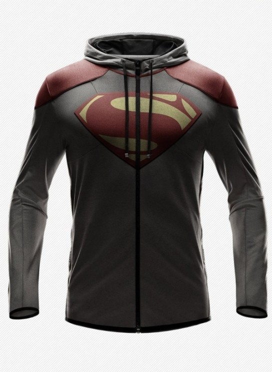 sweat superman
