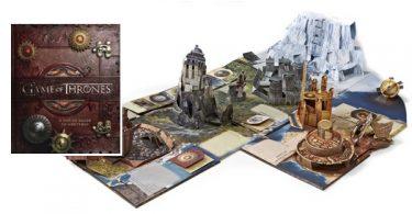 livre animé game of throne