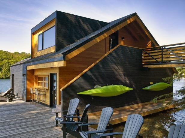 résidence saisonnière au Canada
