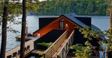 villa design Canada