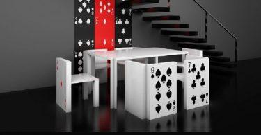 poker thème déco