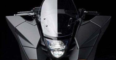 scooter honda inspiré des mangas