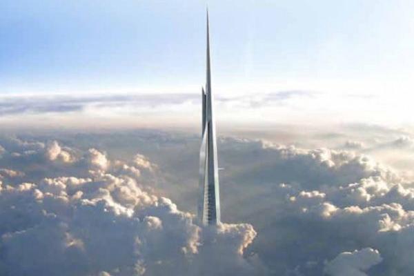 La tour la plus haute du monde est signée Ben Laden...