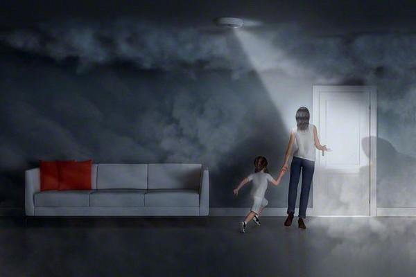 d tecteur de fum e bient t obligatoire mon coin design. Black Bedroom Furniture Sets. Home Design Ideas
