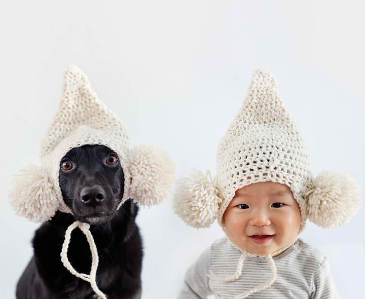enfant chien photo grace chon
