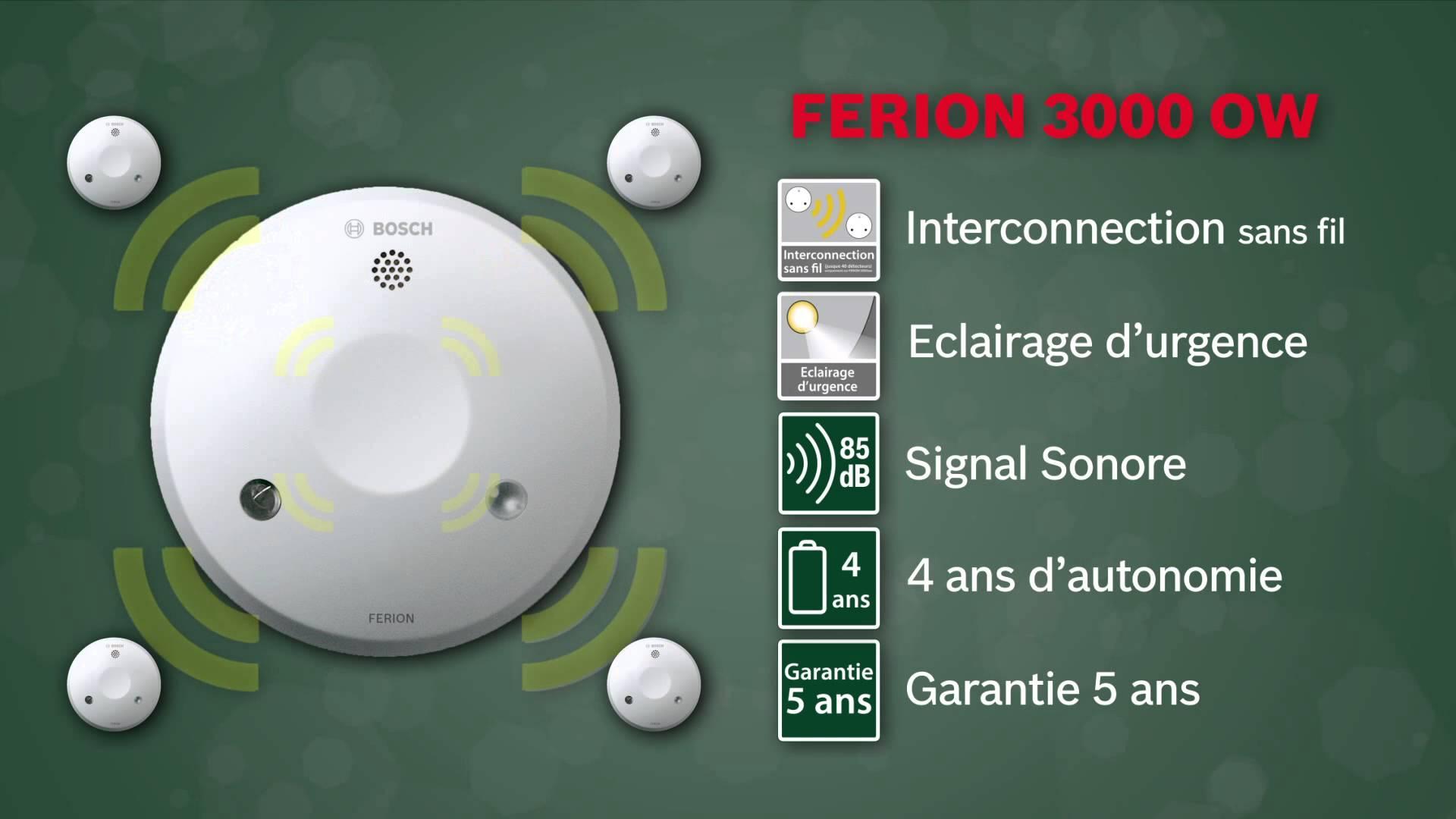 Ferion 3000 OW Bosch