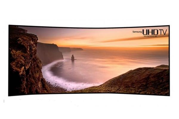 télévision incurvée Samsung