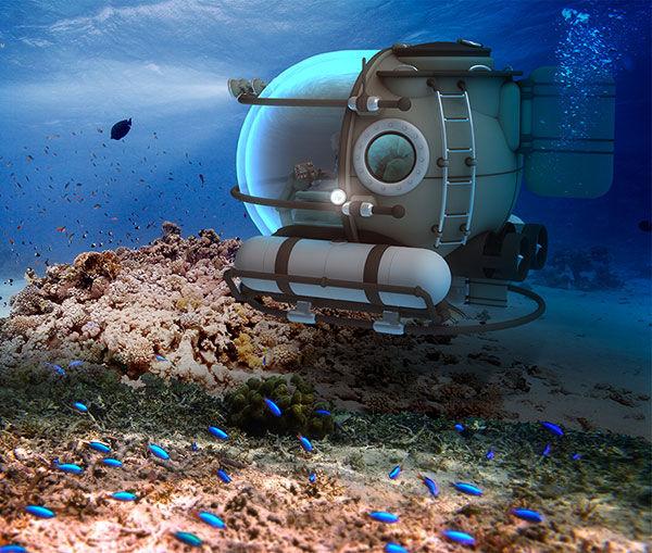 petit sous-marin personnel