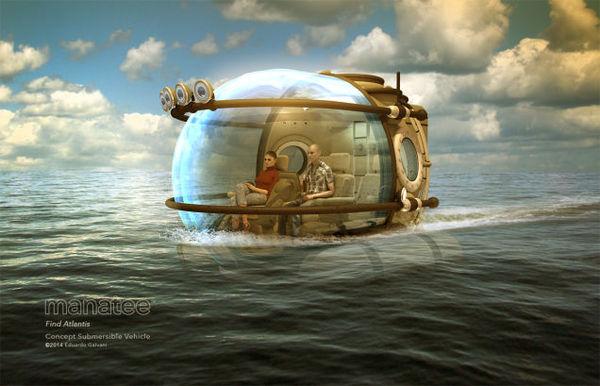 sous-marin design