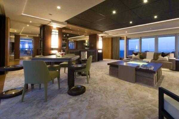 yacht Nirvana par Oceanco