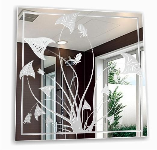 Miroir pour salle de bain design marseille design for Miroir salle de bain design
