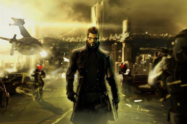 Deus Ex Human Revolution sortie en 2015