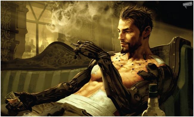 Deus Ex le film en 2015