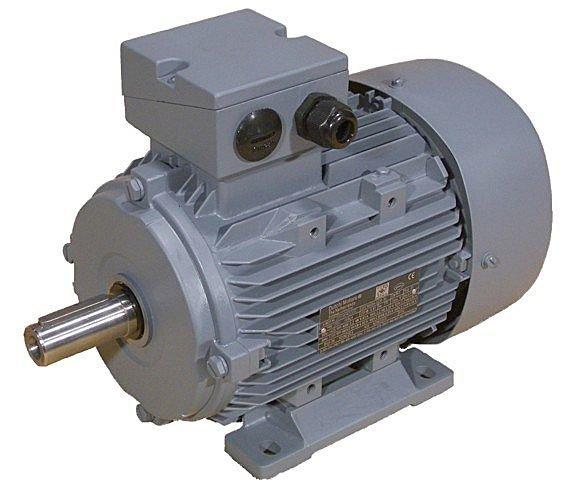 fonctionnement moteur électrique triphase