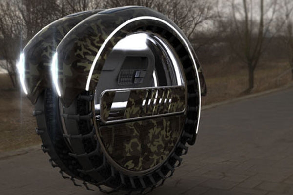 véhicule militaire du futur