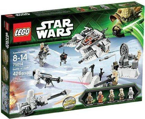 Lego Star Wars Empire Contre Attaque