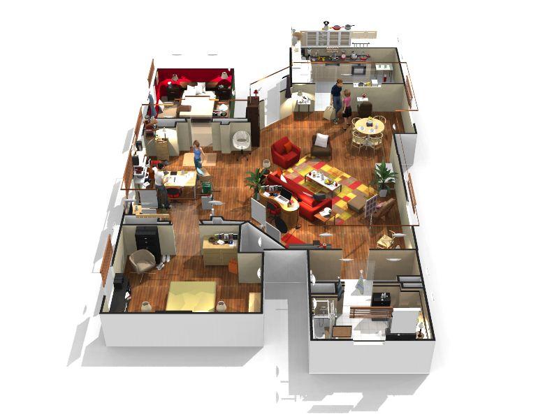 appartement de séries