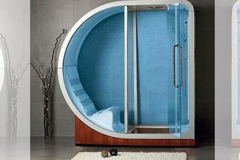 cabine douche haut de gamme
