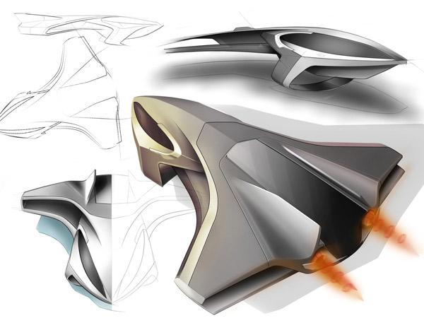 yacht designé par Jason Dickson