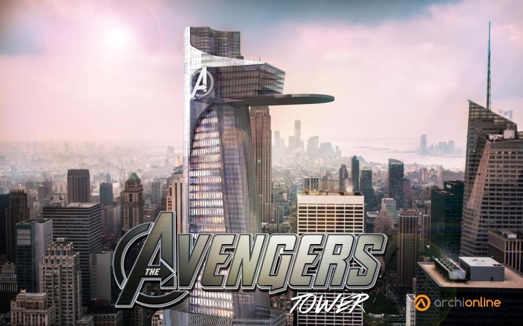 la tour des avengers