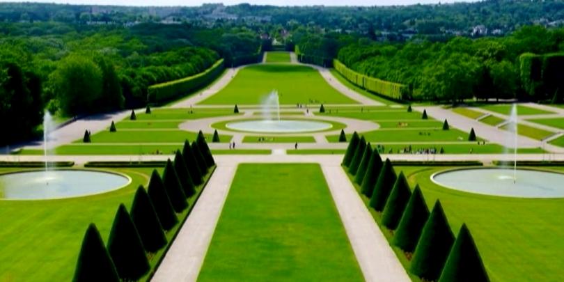 réaliser un jardin à la française