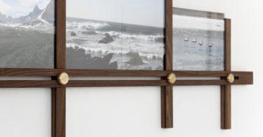 cadre photo contemporain