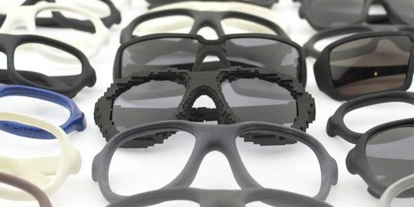 lunettes impression 3D
