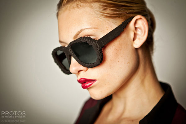 lunettes design customisées