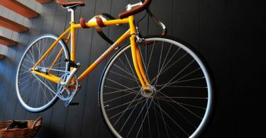 porte vélo moderne