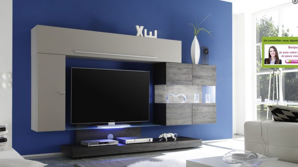 le meuble tv design un incontournable de la d co mon coin design. Black Bedroom Furniture Sets. Home Design Ideas